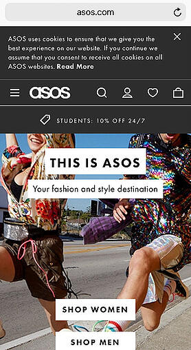 ASOS Shop Women